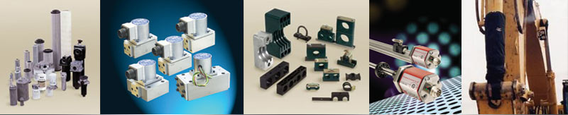Filters, valves, clamps, Temposonic, Seal Saver